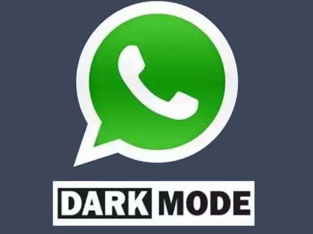 Whatsapp को जल्द मिलेगा डार्क मोड, देखें पहली तस्वीर