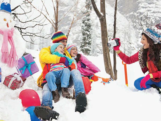 सर्दी के मौसम में घूमने का शौक रखने वालों के लिए ट्रिप