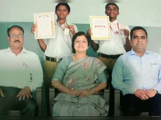 रुघवानी सिंधी कॉलेजचा डंका