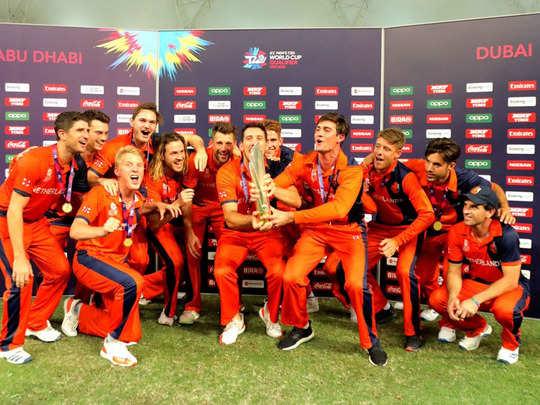 Nederlands cricket team