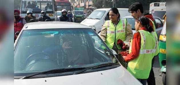 दिल्ली में आज से ऑड-ईवन शुरू, AQI 1000 के पार
