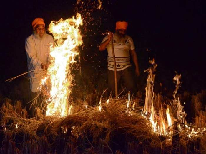 farm fires
