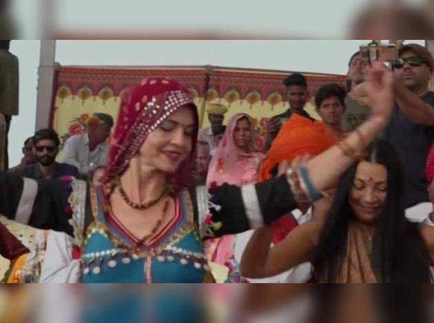 राजस्थान में अंतर्राष्ट्रीय पुष्कर मेला शुरू