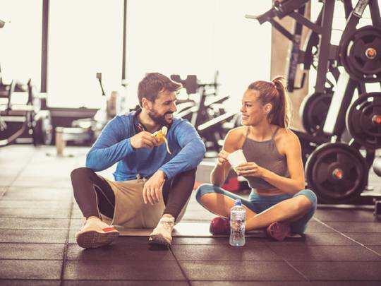 workout snacks