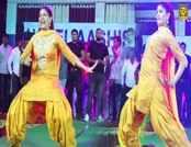 Sapna Choudhary ने 'बंदूक' गाने पर किया ताबड़तोड़ डांस, विडियो ने मचाया धमाल