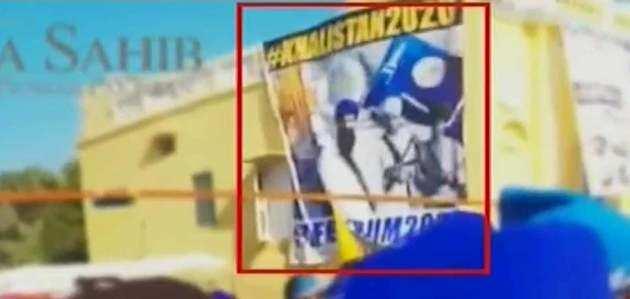 पाक ने जारी किया करतारपुर पर विडियो, मारे गए खालिस्तानी नेताओं का दिखाया पोस्टर