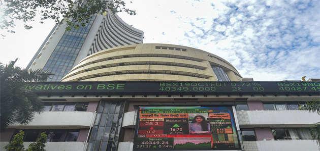 शेयर बाजार में रेकॉर्ड उछाल, अब तक के सबसे ऊंचे स्तर पर बंद हुआ सेंसेक्स