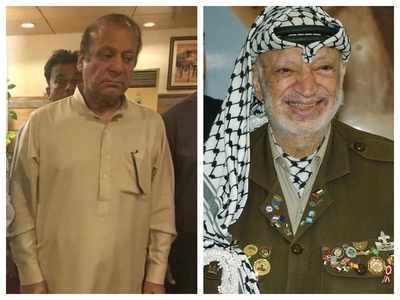 MQM लीडर का दावा, नवाज को यासिर अराफात की तरह धीमी मौत के लिए दिया जा रहा जहर