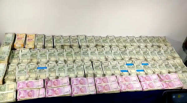 andhra pradesh rupees 59 lakh has been seized from 5 members