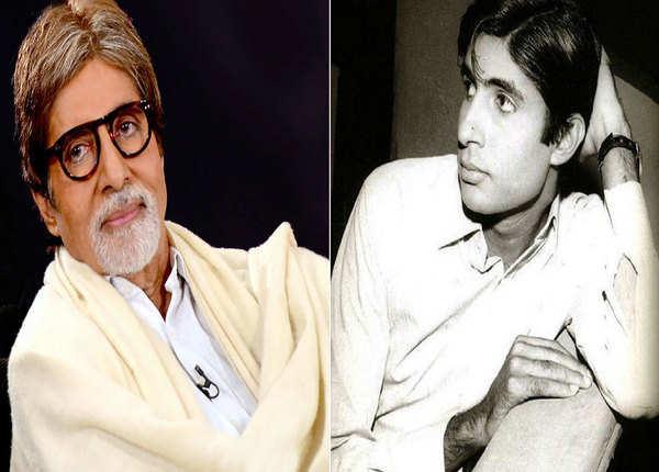 अमिताभ बच्चन के बॉलिवुड में 50 साल पूरे
