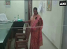 woman tahsildar puts up rope barricade inside office in andhra pradesh