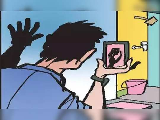 ಮೊಬೈಲ್ ಕಾಮುಕನ ಕರಾಮತ್ತು! ಬೆಡ್ರೂಂ, ಬಾತ್ರೂಂ ಕಿಟಕಿಯಲ್ಲಿ ಕ್ಯಾಮೆರಾ ಇಣುಕುತ್ತೆ ಹುಷಾರ್!
