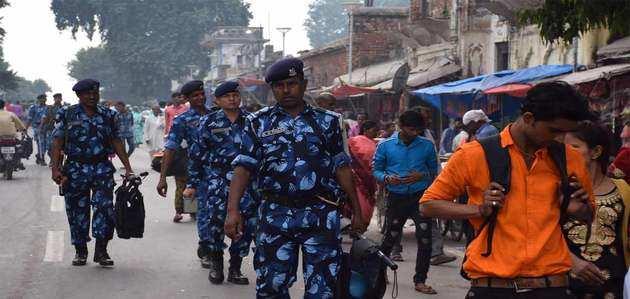 SC द्वारा अयोध्या केस में फैसले से पहले केंद्र ने राज्य सरकारों को सतर्क रहने के लिए कहा