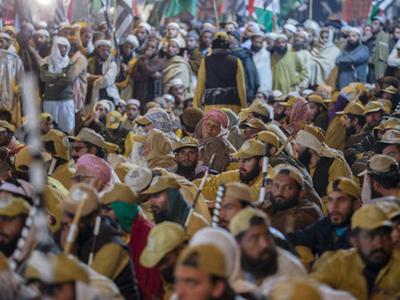 पाक में सरकार विरोधी प्रदर्शन सातवें दिन भी जारी