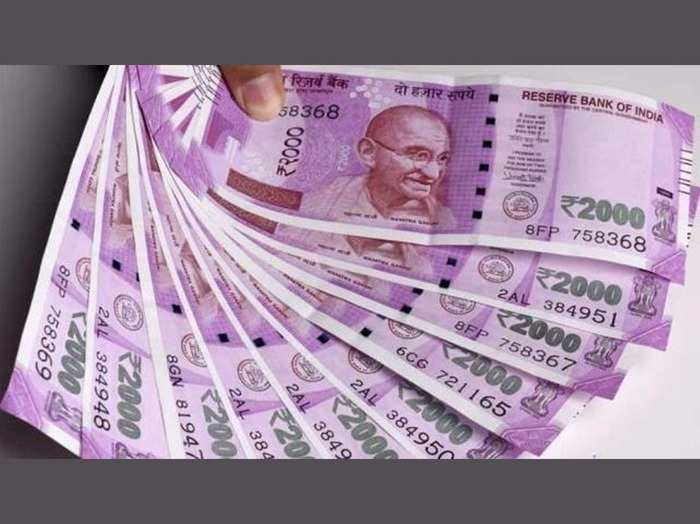 Rs 2,000 Currency