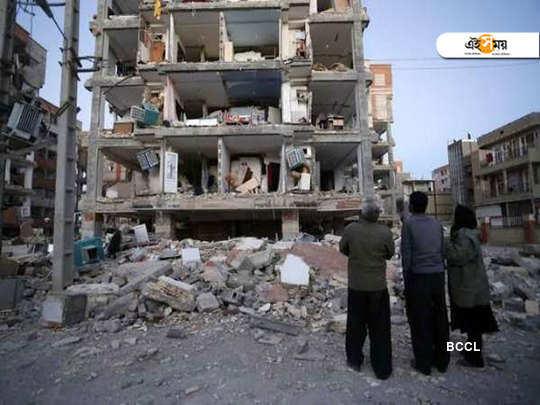 Magnitute 5.9 earthquake hits northwestern Iran: Five killed, 120 injured