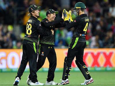 ऑस्ट्रेलिया टीम।