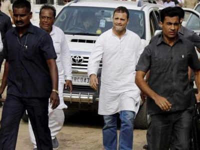गांधी परिवार को मिलेगी जेड प्लस सिक्यॉरिटी