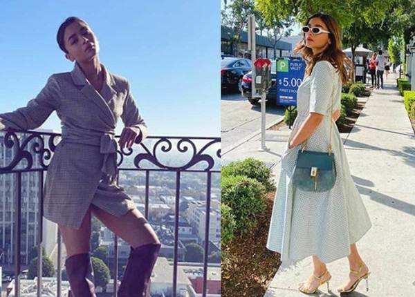 लॉस एंजेलिस में छुट्टियां मना रही हैं आलिया