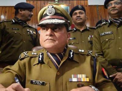फाइल फोटो: डीजीपी ओ पी सिंह