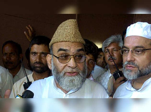 अयोध्या फैसला: सैयद अहमद बुखारी ने कहा- उम्मीद है कि अब देश विकास की ओर बढ़ेगा