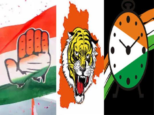 Congress-Shiv Sena-NCP