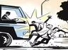 राजस्थान: कार पलटने से दो युवकों की मौत, दो घायल