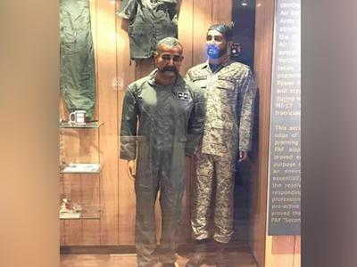 पाक की ओछी हरकत, विंग कमांडर अभिनंदन का पुतला PAF वॉर म्यूजियम में लगाया