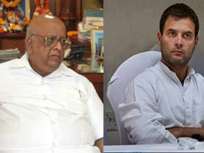 शेषन के बहाने राहुल ने EC पर साधा निशाना