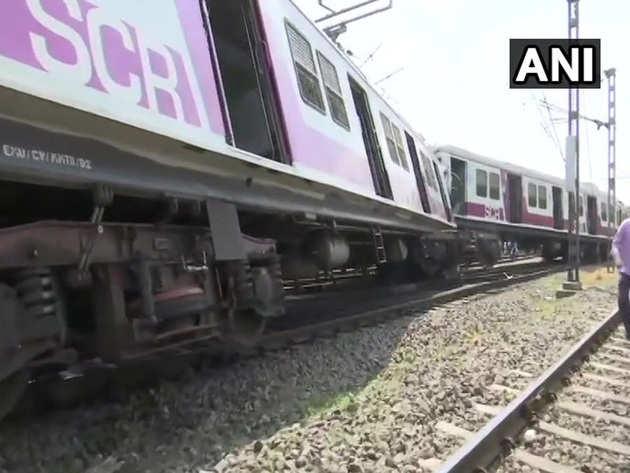 हैदराबाद में रेल हादसा
