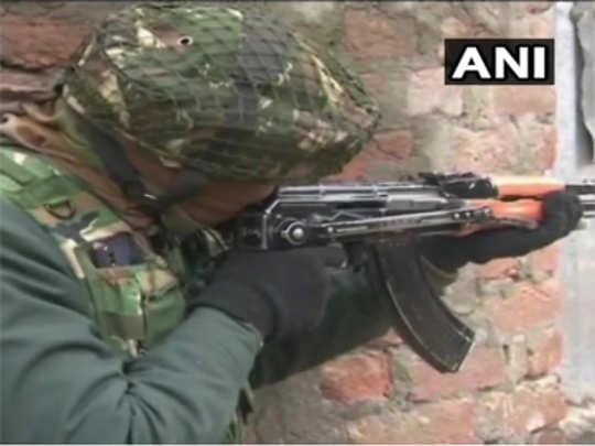 two terrorists were killed in bandipora