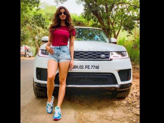 Disha Patani buys Range Rover Sport
