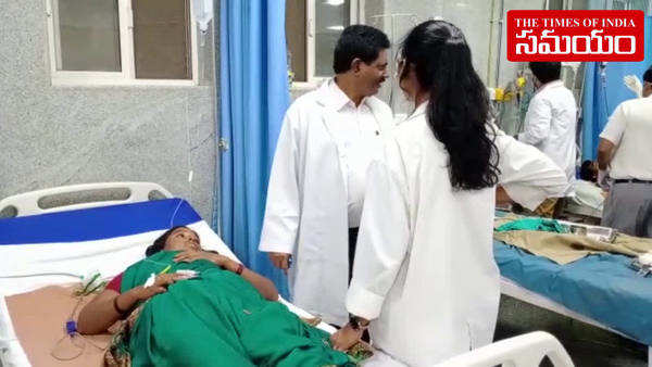 kacheguda train accident victims in osmania hospital