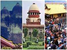 ram lalla advocate explains on whether ayodhya verdict influence sabarimala verdict which will come out soon