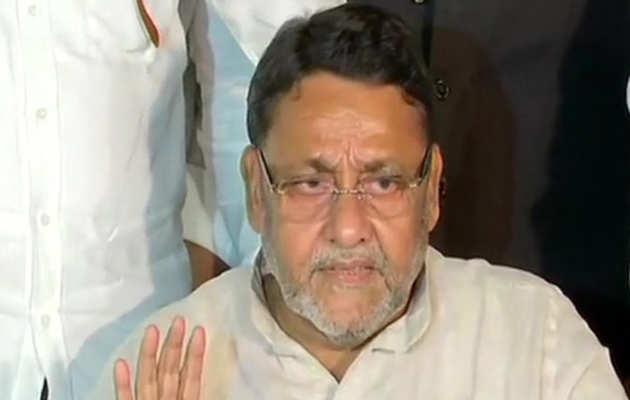 महाराष्ट्र में सरकार के गठन पर कांग्रेस से करेंगे चर्चा: NCP नेता नवाब मलिक