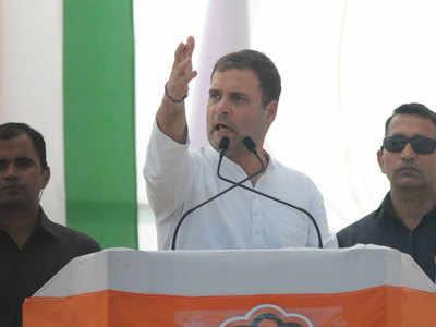 राहुल गांधी की हो सकती है वापसी ?