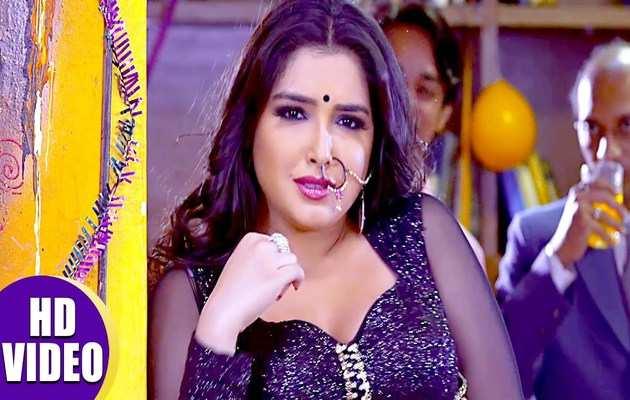 भोजपुरी गाना 'बड़ा चुनचुनाता' में आम्रपाली दुबे ने दिखाई सेक्सी अदाएं, देखें इसका HD VIDEO