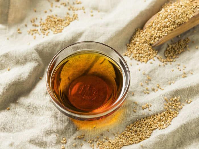 Sesama oil