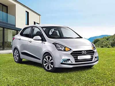 Image- Hyundai Xcent