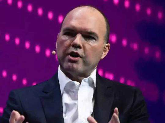वोडाफोन CEO निक रीड (फाइल फोटो)