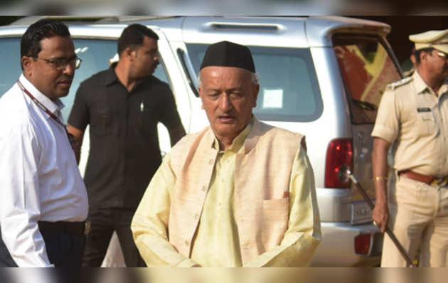राज्यपाल की सिफारिश पर महाराष्ट्र में राष्ट्रपति शासन लागू