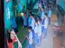 woman welfare officer beaten by children of raebareli gandhi seva niketan ashram