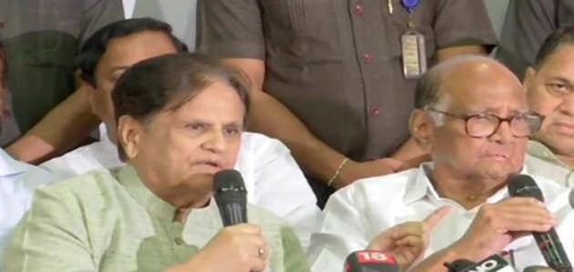 महाराष्ट्र: शिवसेना को सरकार बनाने के लिए समर्थन पर चर्चा करेगी कांग्रेस, NCP