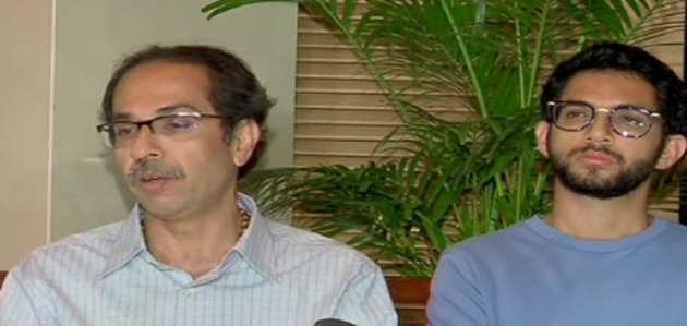 शिवसेना की NCP-कांग्रेस से चल रही है बातचीत: उद्धव ठाकरे