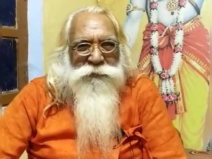 priest satyendra das ayodhya