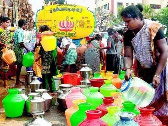 சென்னையில் மெட்ரோ குடிநீர் கட்டணம் உயர்கிறது