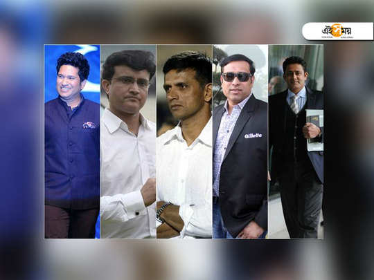 Fab five of indian cricket will engage in a chat session before the pink test in eden gardens