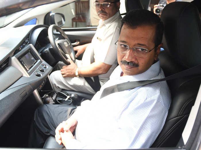 केजरीवाल सरकार से प्रदूषण पर SC ने मांगा जवाब
