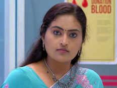 neelakkuyil update radhamani gets suspicious after sarojini calls her