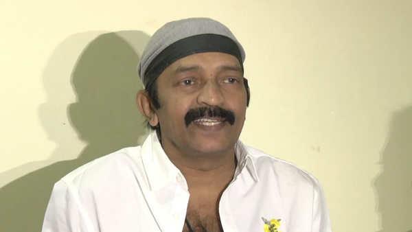 actor rajasekhar press meet after his car accident